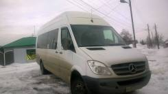 Mercedes-Benz Sprinter 515. Мерседес, 2 200 куб. см., 20 мест