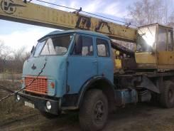 Ивановец. Продам автокран маз500 ивановец в рабочем состоянии, 12 000 кг., 13 м.
