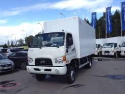 Hyundai HD. Изотермический фургон от официального дилера -78 4х4, 3 933 куб. см., 3 500 кг. Под заказ