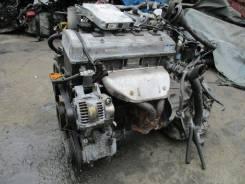 Двигатель в сборе. Toyota Carina Двигатель 7AFE