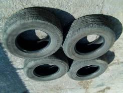 Bridgestone Dueler H/L. Летние, 2006 год, износ: 30%, 4 шт
