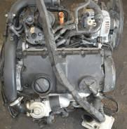 Двигатель в сборе. Volkswagen Passat Audi A4 Двигатель AVB