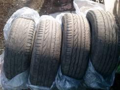 Bridgestone Turanza ER300. Летние, 2011 год, износ: 80%, 4 шт