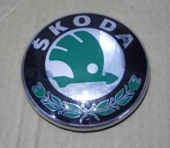 Эмблема. Skoda Superb