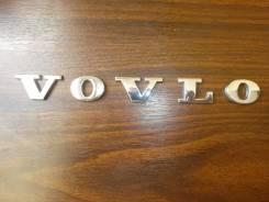 Эмблема багажника. Volvo XC70