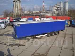 Krone SD. Шторный полуприцеп 2011 г/в БЕЗ Пробега ПО РФ, 34 000 кг.