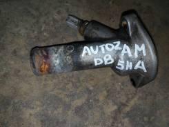 Корпус термостата. Mazda Autozam Revue, DB5PA, DB3PA Mazda Revue, DB5PA, DB3PA Двигатели: B3MI, B5MI, B5