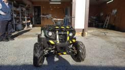Irbis ATV125U. исправен, есть птс, с пробегом