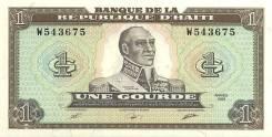 Гурд Гаити.