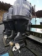 Yamaha. 115,00л.с., 4х тактный, бензин, нога L (508 мм), Год: 2008 год