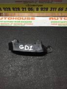 Крепление бампера. Honda Fit, GD, GD1, GD2, GD3, GD4