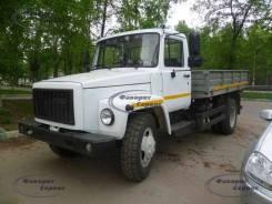 ГАЗ 3309. Новый бортовой грузовик ГАЗ-3309, 4 750 куб. см., 4 500 кг.
