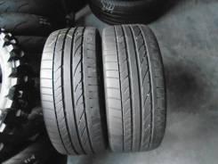 Bridgestone Potenza RE050A II. Летние, износ: 10%, 2 шт
