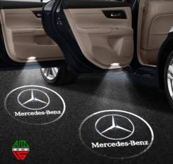 Эмблема. Mercedes-Benz S-Class