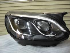 Фара. Mercedes-Benz SLC-Class, R172