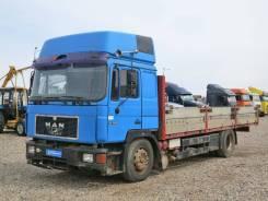 MAN. Man 19.422 - грузовик бортовой 1994г. в., 11 967 куб. см., 8 000 кг.