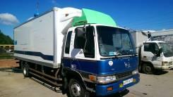 Hino Ranger. Продается грузовик в Новосибирске. 1996 года., 8 000 куб. см., 5 000 кг.