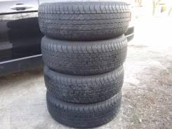 Bridgestone Dueler H/T. Летние, 2011 год, износ: 40%, 4 шт