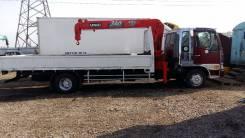 Hino Ranger. Hino ranger грузовой с манипулятором, 7 996 куб. см., 5 000 кг.