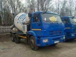 ТЗА 58146V. Продается Автобетоносмеситель 58147А шасси Камаз-65115-L4, 6 700куб. см., 7,00куб. м.