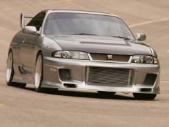 Бампер. Nissan GT-R Nissan Skyline GT-R, BCNR33