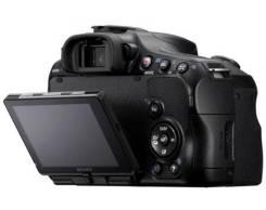 Sony Alpha SLT-A65. 20 и более Мп, зум: 10х
