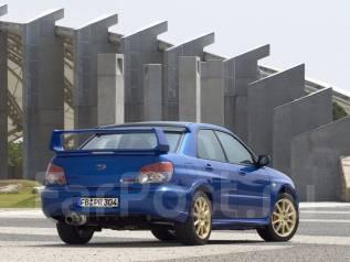 Стоп-сигнал. Subaru Impreza