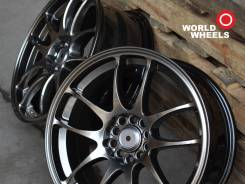 Work Emotion CR-KAI. 7.5x17, 5x100.00, 5x108.00, ET38, ЦО 73,1 мм.