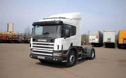 Scania. P310, 8 970 куб. см., 18 600 кг.