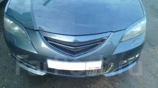 Клык бампера. Mazda Mazda3, BK Двигатели: L3VE, LF17, RF7J, Y601, Z6, ZJVE
