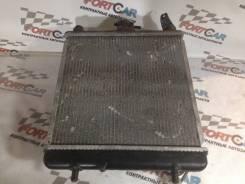 Радиатор охлаждения двигателя. Suzuki Every, DC51T, DA52W, DA62V, DA51V, DA52V, DA62T, DA51T, DA52T, DD51T, DF51V, DB52V, DB51T, DB51V, DB52T, DE51V...