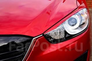Накладка на фару. Mazda CX-5, KE5FW, KE, KE2FW, KE5AW, KEEFW, KEEAW, KE2AW Двигатели: PYVPS, PEVPS, SHVPTS