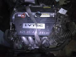 Двигатель HONDA STEP WAGON, RG3, K24A; Y0069, 77000km