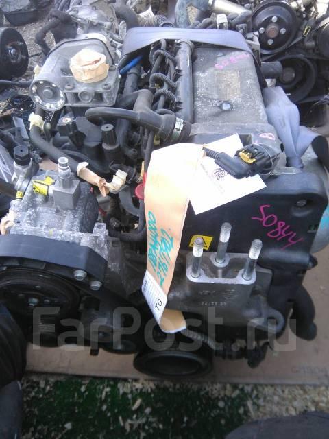 Двигатель FIAT PANDA, 169, 188A4 000; S0844, 83000km