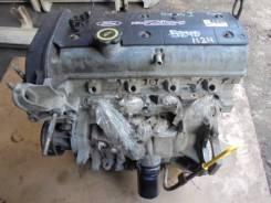 Двигатель в сборе. Ford Focus Двигатели: ZETECSE, TIVCT, 1, 6, FYDA, FYDB, FYDC, FYDD, FYDH