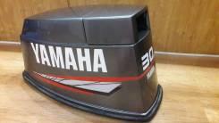 Yamaha. 40,00л.с., 2х тактный, бензин, нога L (508 мм), Год: 2007 год