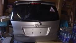 Дверь багажника. Toyota Corolla Spacio, NZE121N, NZE121 Двигатель 1NZFE