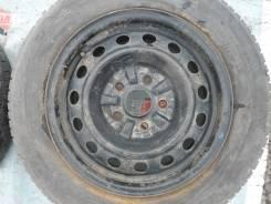 Штампованные колеса r 15 (цена за 3 шт). x15