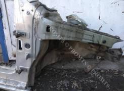 Лонжерон. Volkswagen Polo, 6R1