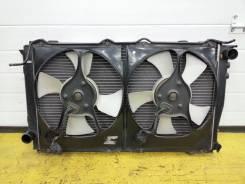 Радиатор охлаждения двигателя. Subaru Impreza WRX, GF8, GF8LD3, GC8, GC8LD3 Двигатель EJ20
