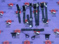Ремень безопасности. Toyota Verossa, JZX110, GX110 Toyota Mark II Wagon Blit, GX110, JZX110 Toyota Mark II, JZX110, GX110