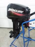 Mercury. 15,00л.с., 2х тактный, бензин, нога S (381 мм), Год: 2011 год