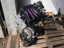 Двигатель в сборе. Nissan X-Trail, T31, NT31, DNT31, TNT31 Nissan Qashqai, J10 Nissan Qashqai+2, J10, J10E Двигатели: MR20DE, MR20