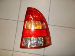 Стоп-сигнал. Toyota Corolla Fielder, NZE121, NZE121G, NZE124G Двигатель 1NZFE