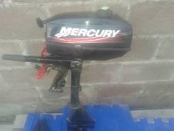 Mercury. 2,50л.с., 2-тактный, бензиновый, нога S (381 мм), Год: 2015 год