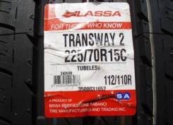 Lassa Transway. Летние, 2017 год, без износа, 1 шт