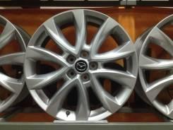 Mazda. 7.0x19, 5x114.30, ET50, ЦО 67,1мм.
