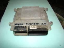 Блок управления двс. Kia Carens Двигатель G4KA