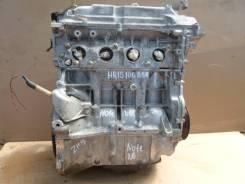 Двигатель в сборе. Nissan Note Двигатель HR15DE