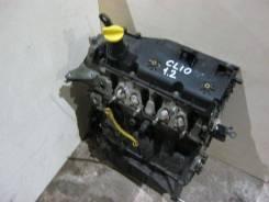 Двигатель в сборе. Renault Symbol Renault Clio Двигатель D4F